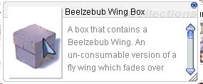 Beelzebub Wing Box
