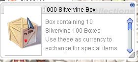 1000 Silvervine Box