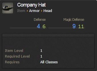 Company Hat