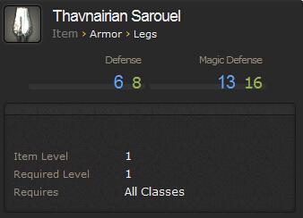 Thavnairian Sarouel