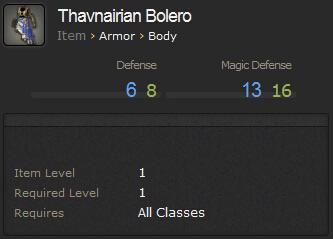 Thavnairian Bolero