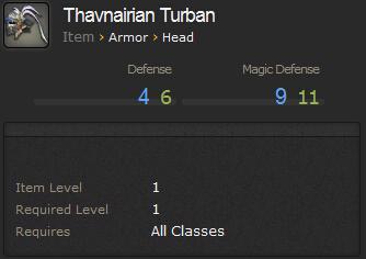 Thavnairian Turban