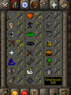 OSRS ACC with Just 60 Ranged