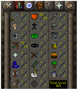 OSRS ACC with Just 70 Ranged