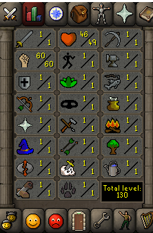 Instant Delivery 100% Safe just str 60 OSRS Account,No email bound,H4ND Trained
