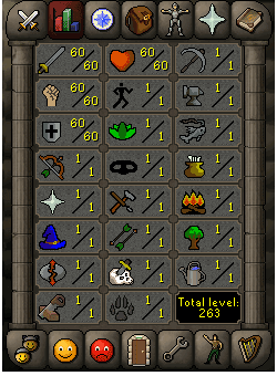 Instant Delivery 100% Safe att60-str60-def60 OSRS Account,No email bound,Hot Sale