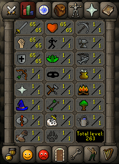 Instant Delivery 100% Safe att65+-str65+-def65+ OSRS Account,No email bound,Hot Sale