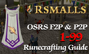 New Runescape Account To Old School